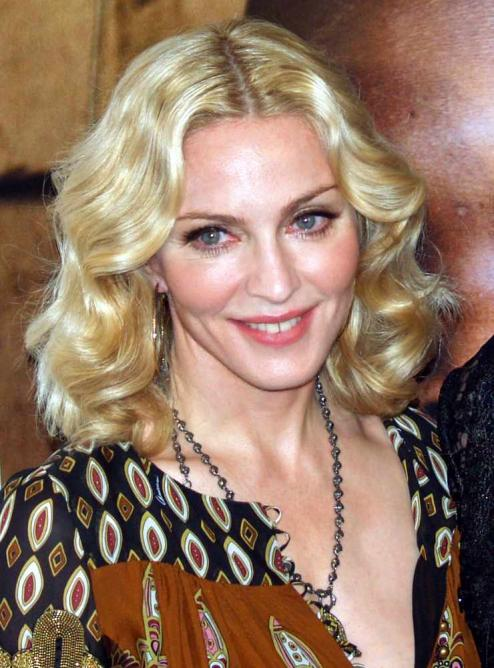 Madonna at the premiere of I Am Because We Are at the 2008 Tribeca Film Festival | © David Shankbone/WikiCommons