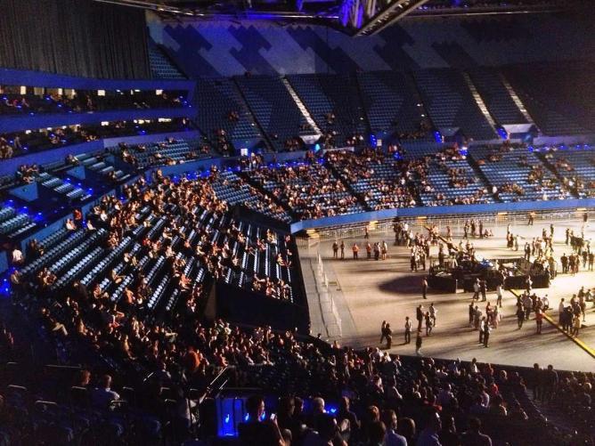 © Perth Arena | Moondyne/WikiCommons