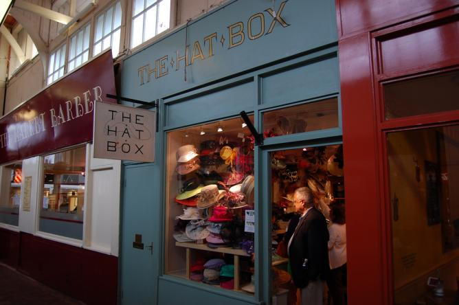 The Hat Box | © Jeremy T. Hetzel/Flickr