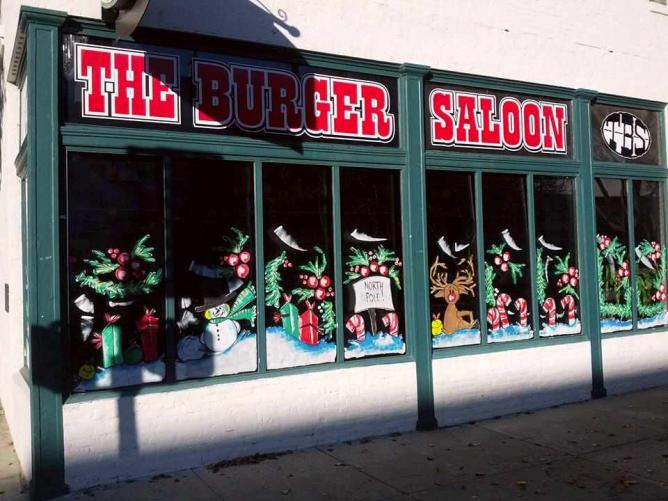 The Burger Saloon | Courtesy of The Burger Saloon