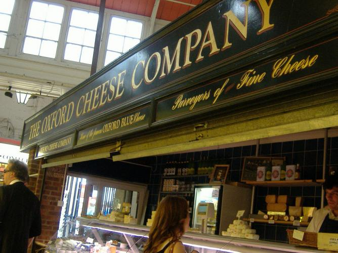 Oxford Cheese Co | © nibblepic/Flickr