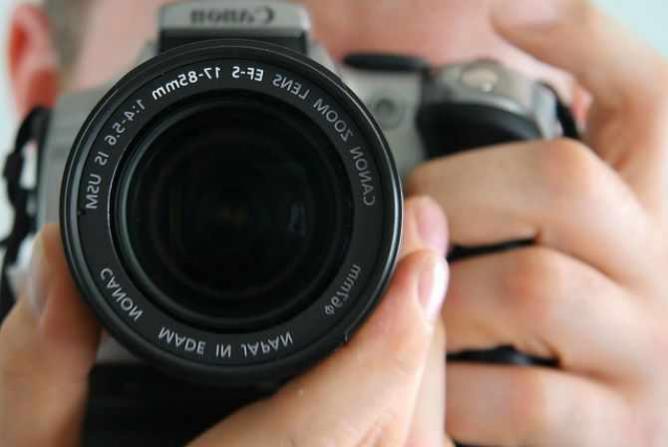 My Camera | © Paul Reynolds/Flickr