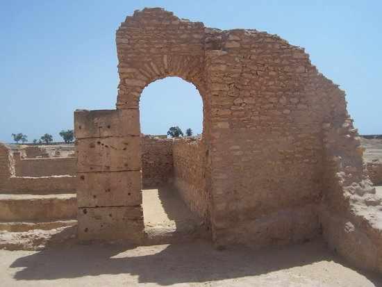 Site Archeologique Thyna
