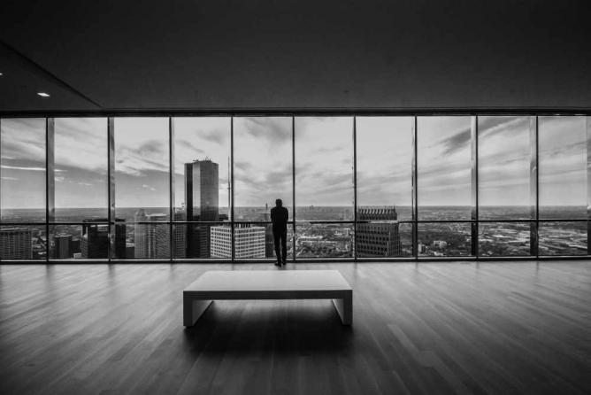 Observation Deck, JP Morgan Chase Towers | © Sarah Kuchi/Flickr