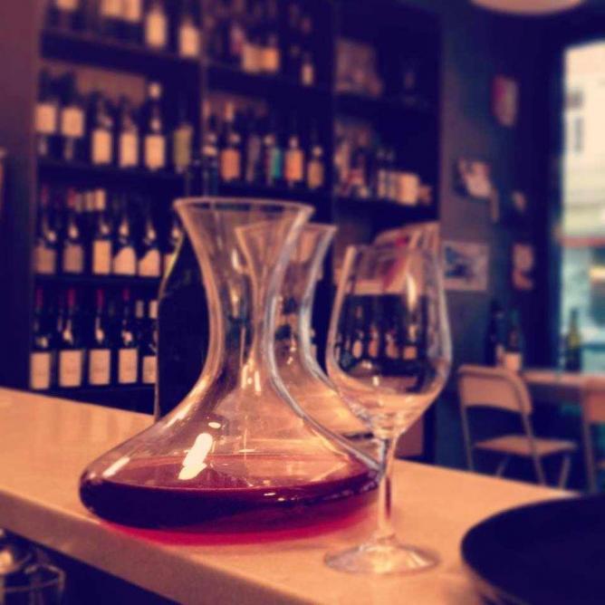 Wine selection | Courtesy of Sarfati