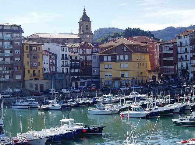 Bermeo Port