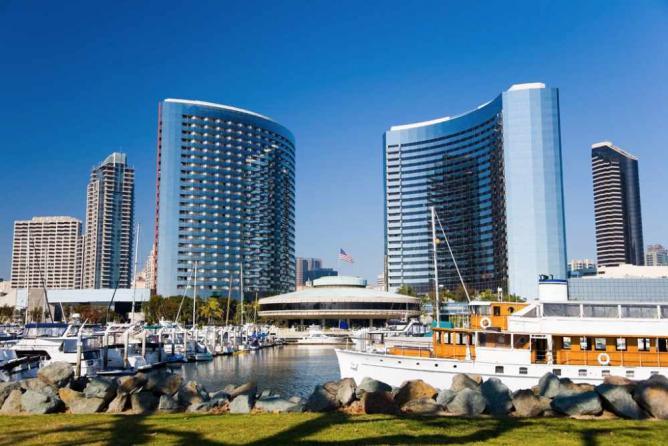 Marriott Hotel in San Diego