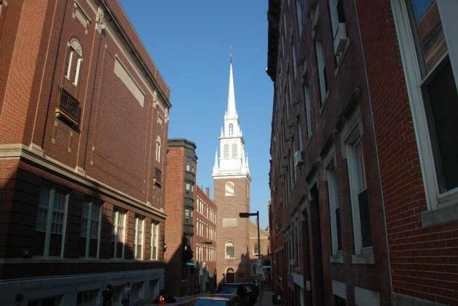 Old North Church   © Adavyd, WikiCommons