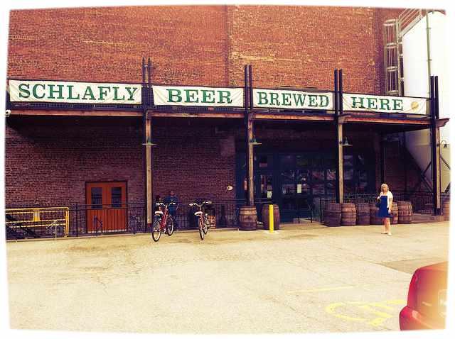 The Best Breweries In And Around St Louis Missouri