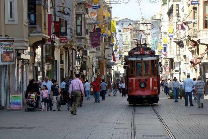 Istanbul, Turkey   © Alexander Sehmer/Flickr