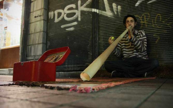 didgeridoo   © Burak/Flickr
