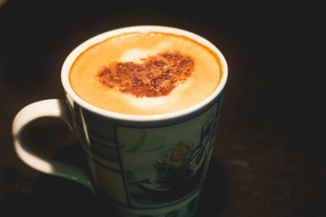 Chai tea latte | © Bea Represa/Flickr