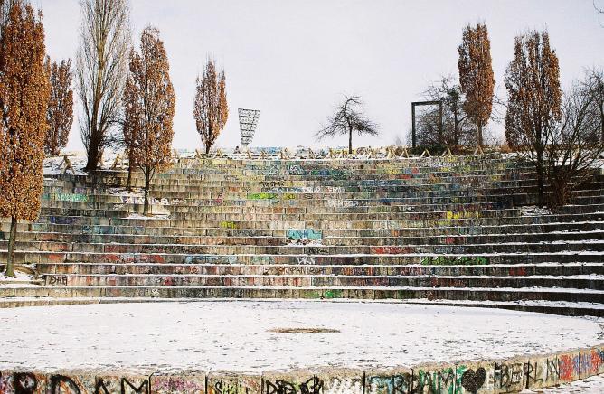 Berlin's Mauerpark   © k_tjaaa/Flickr
