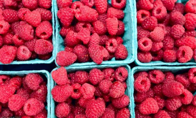 Fresh raspberries | © See-ming Lee/Flickr