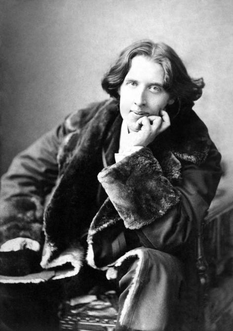 Oscar Wilde © Napoleon Sarony/Wikicommons