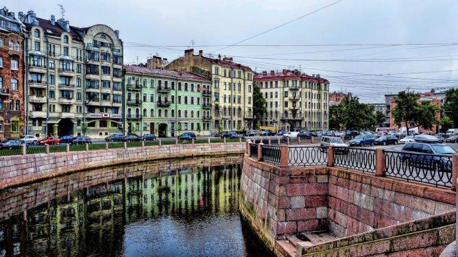 St Petersburg © Mariano Mantel/Flickr