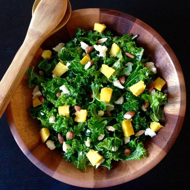 Kale salad I © Joy/Flickr