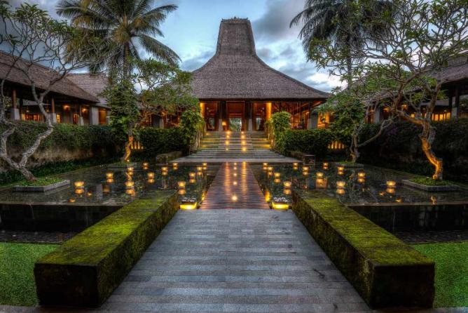 Maya Ubud Resort © Rodney Campbell/Flickr