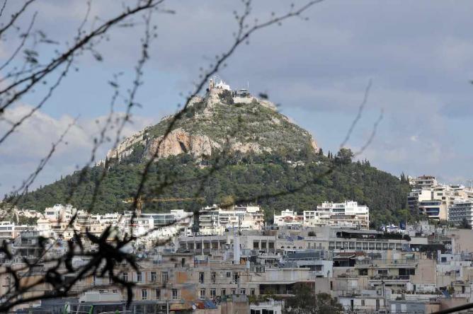 (1) Saint George, Lycabettus, Athens.   © Στέλιος Δ/Flickr