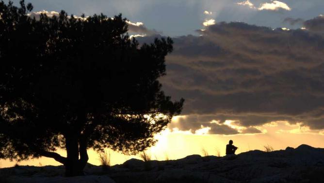 his fortress of solitude ....   © Konstantinos Petrakopoulos/Flickr