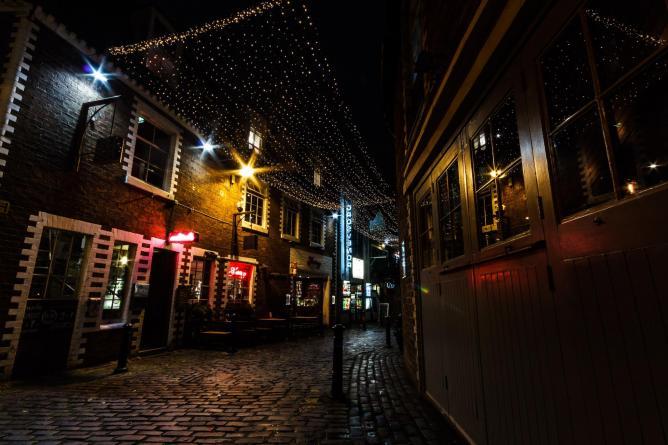 Glasgow by night | © Scottish Dream Photography/Flickr