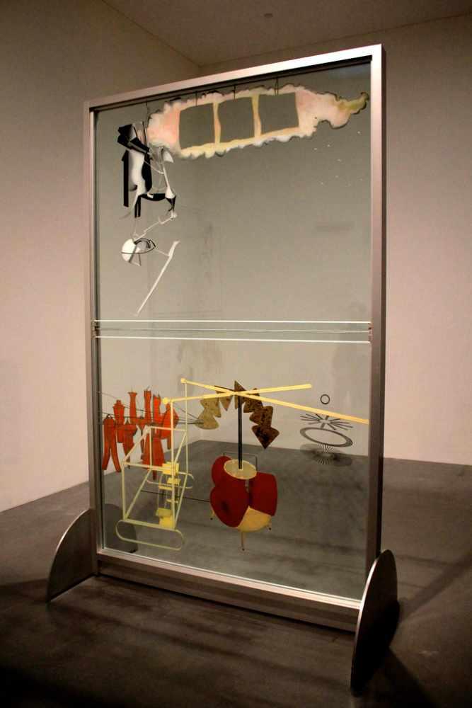 'Le grand verre' at Philadelphia Museum of Art | © André Luís/Flickr