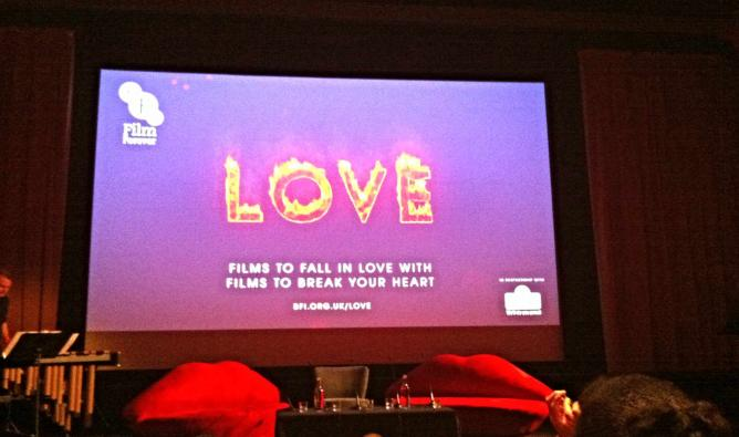 BFI Love Season Launch | Hayley Ricketson