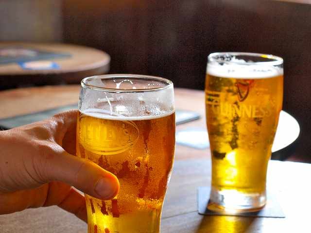 Pints of Beer | © Simon Cocks/Flickr