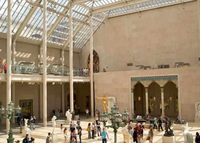 The Top 10 Places To Eat In The Cultural Institutions Of