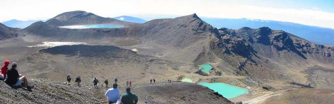Tongariro Crossing | © Yogi de/WikiCommons