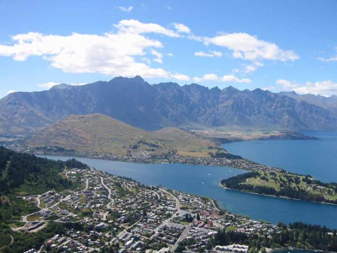 The Remarkables | © Sk8ell/WikiCommons
