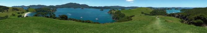 Urupukapuka Island | © Brownfish/WikiCommons