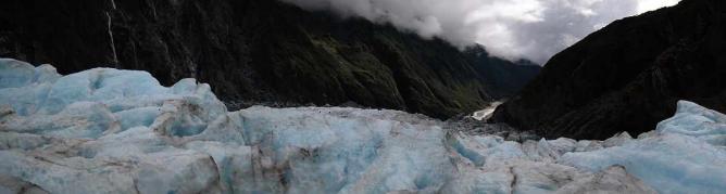 Franz Josef Glacier | © TobiasK/WikiCommons