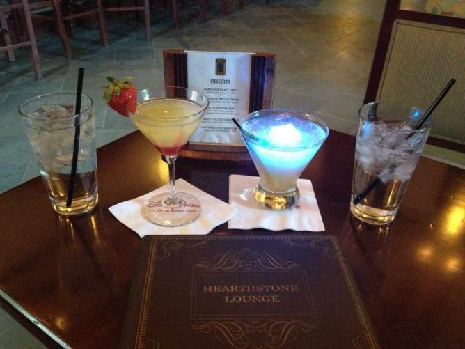 Hearthstone Lounge