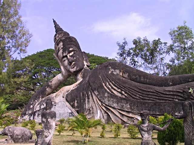Buddha Park © Yosomono/Flickr