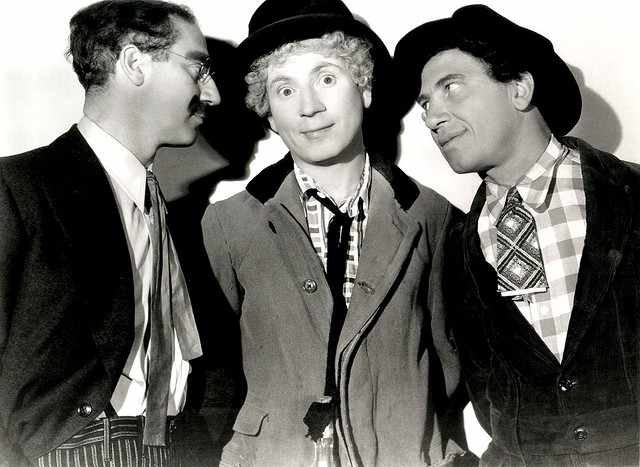 The Marx Brothers|