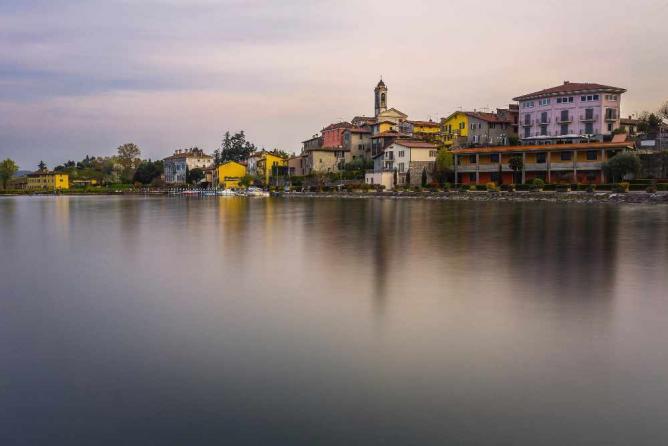 Clusane sul Lago, Iseo | © Maurizio/Flickr