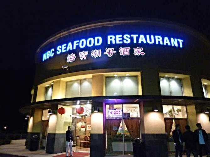 NBC Seafood Restaurant | © Eugene Kim/Flickr