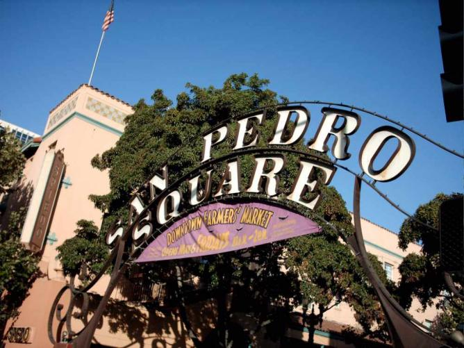 San Pedro Square | © Dave Walker/Flickr