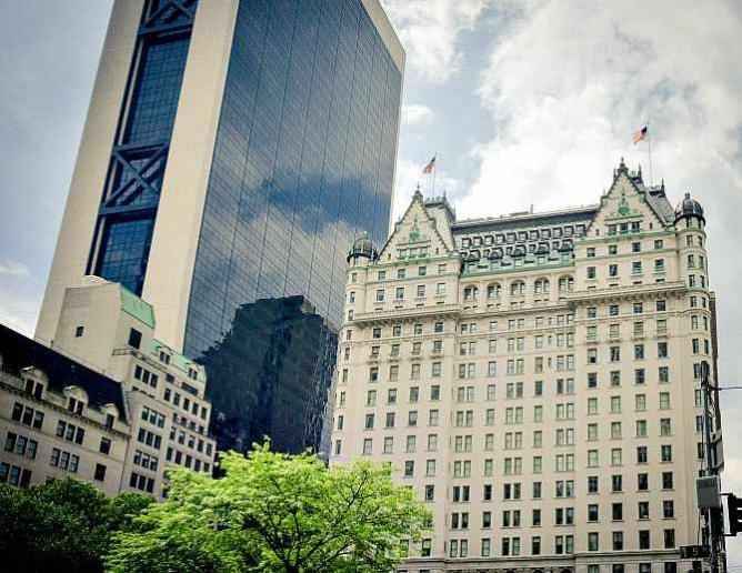 The Plaza Hotel, NYC | © Jeffrey Zeldman/Flickr