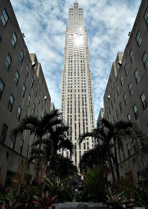 30 Rockefeller Center | © Erik Drost/Flickr