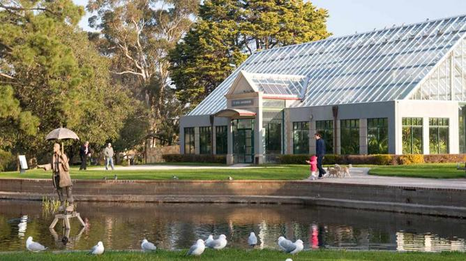 St Kilda Botanical Gardens   © City of Port Phillip