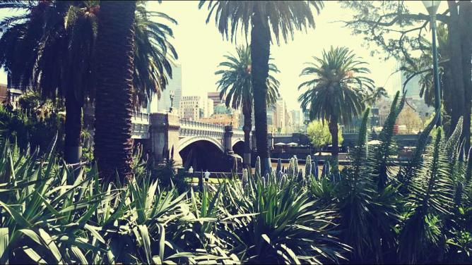 Alexandra Gardens   © Jamal Ben