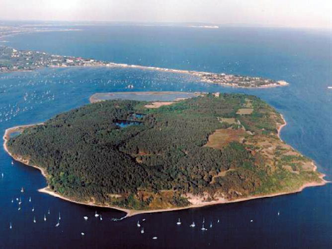 Brownsea Island Family Camp
