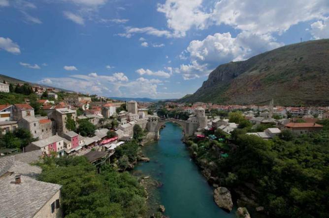 Mostar | Ⓒ Grant Bishop/Flickr