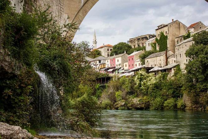 Mostar | Ⓒ Sebastian Müller/Flickr