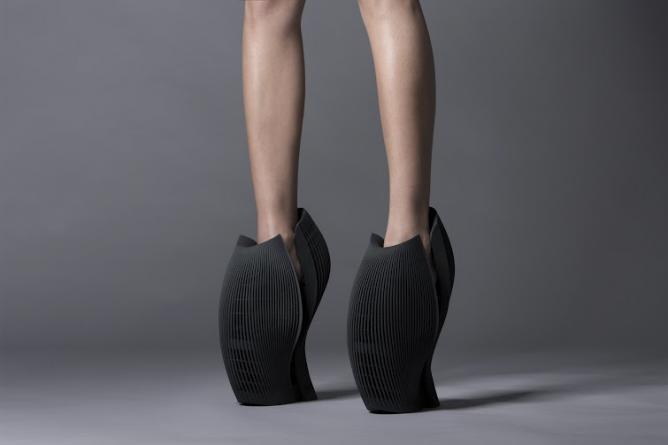 UNX2 shoe | Courtesy of UNITED NUDE