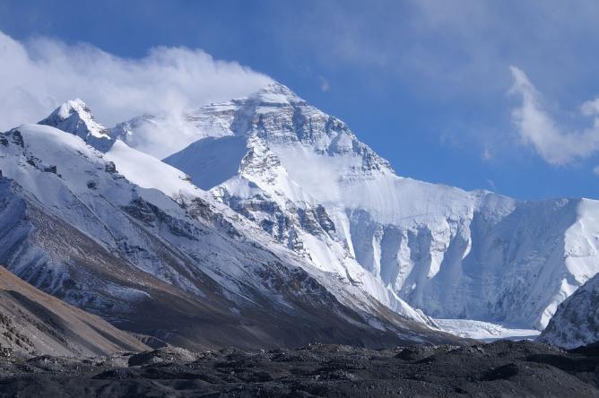Mount Everest, Base Camp © Rupert Taylor-Price/Flickr