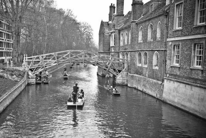 Cambridge | Ⓒ Daniel Enchev/Flickr