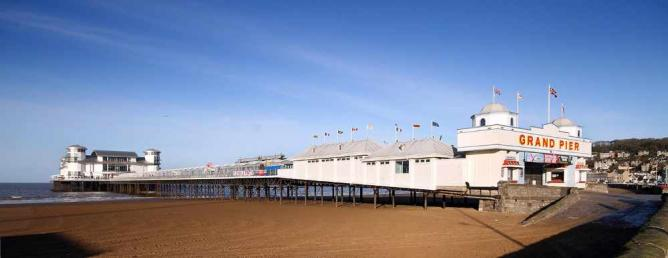 The Grand Pier | Courtesy of The Grand Pier